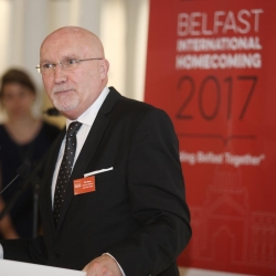 Bill Shaw, Belfast Homecoming 2017