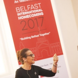 Belfast INT Homecoming 2017 Jackie Henry