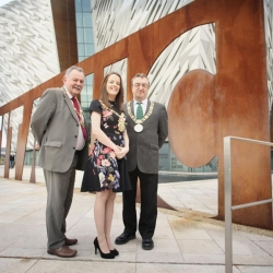 Belfast Homecoming 2017, The Drawing offices, Titanic Hotel.