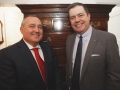 Belfast Homecoming 2017, Reception with US Consul General Dan Lawton, Glenn Roberts with