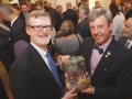 Belfast Homecoming 2017, Reception with US Consul General Dan Lawton with Robert Swope.