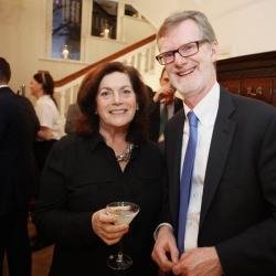 Belfast Homecoming 2017, Reception with US Consul General Dan Lawton,