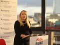Ulster Bank Breakfast and Discussion workshop Belfast International Homecoming 2017 Lynsey Cunningham